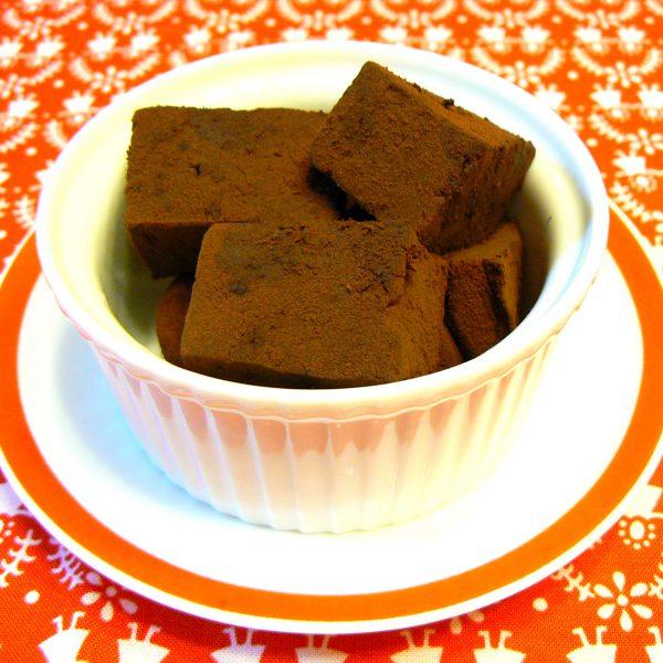 ショコラわらび餅
