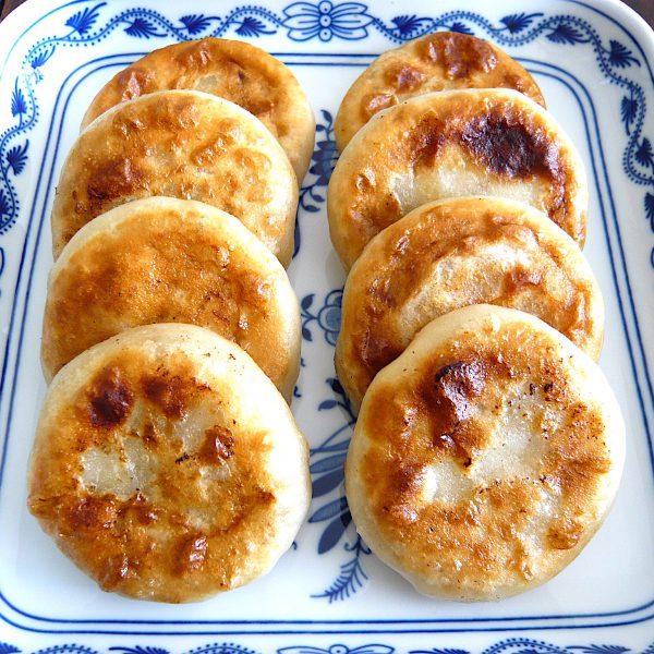 蘿蔔絲餅(大根おやき)